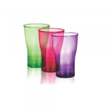 COPO CRISTAL PARA CHOPP 400 ML COLOR