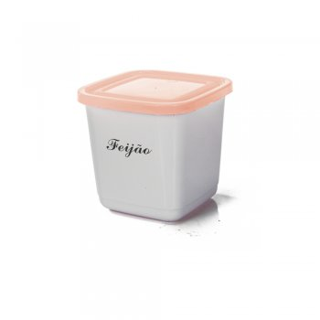POTE MANTIMENTO QUADR. 3500 ML - AVULSO - DEC.